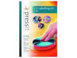 Press it CD labels hvite