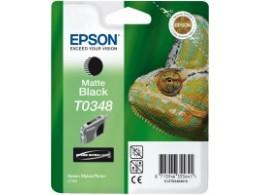Epson 2100 Matt Black blekk T0348