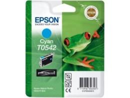 Epson R800_1800 Cyan ink T0542