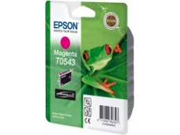 Epson R800_1800 Magenta ink T0543