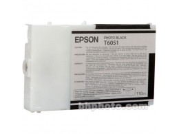 Epson 48__ Photo Black 110ml T6051