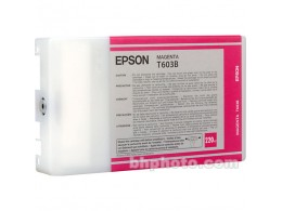 Epson 7800_9800 Magenta 220ml T603B