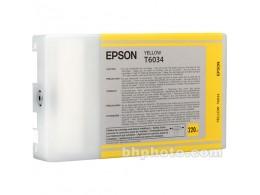 Epson 78___98__ Yellow 220ml T6034