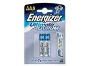 Bat. Ucar Energizer Lithium AAA 2pk
