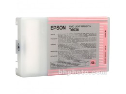 Epson 7880_9880 Vivid Light Magenta 220ml T6036