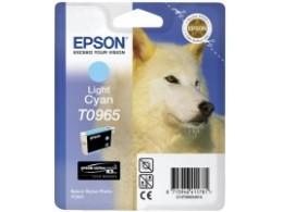 Epson 2880 Light Cyan blekk T0965