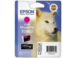 Epson 2880 Vivid Magenta blekk T0963