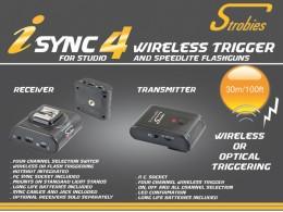 Strobies iSYNC 4 trådløs blitzutløser (Sender og m