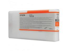 Epson 4900 Orange 200ml T653A