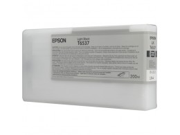 Epson 4900 Light Black 200ml T6537