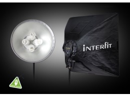 Interfit Super Cool-lite 4 single head kit 4x28W