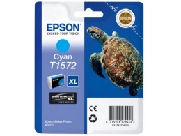 Epson R3000 Cyan ink T1572