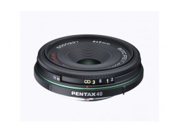 Pentax SMC-DA Objektiv 40mm 2,8 SMC DA Limited edi