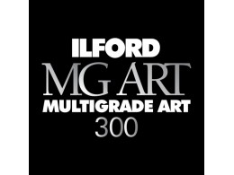 Ilford MG Art 300 24,0x30,5cm 30pk (*)