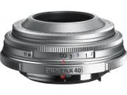 DA40mm Limited Silver