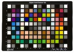 X-rite Digital Color Checker SG 140
