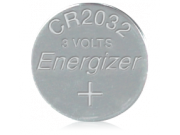 Batteri Energizer Lithium CR2032 (3V) 2pk (*)