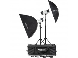 PRIOLITE M Kit Bonn 2x500WS