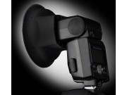 Strobies Adapter til Canon 580EX II (*)