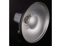 Interfit EX150 beauty dish reflector