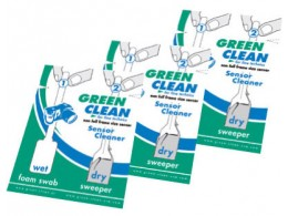 Green Clean After Shake Wet & Dry Sweeper 3pk
