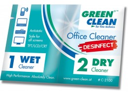 Office Cleaner/wet & dry 10pk