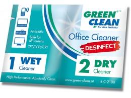 Office Cleaner/wet & dry 10pk