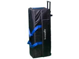 Interfit transportbag m/hjul for 3 hoder