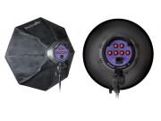 Interfit Super Cool-lite 6 kit 6x32W x2