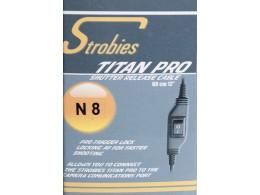 Strobies Titan Kabel til Nikon,Kodak og Fuji