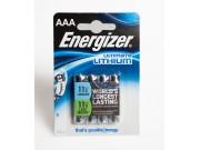 Batteri Energizer Lithium AAA 4pk (*)