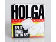 Holga Split Image Filter Set (*)