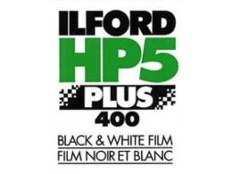 Ilford HP5 4x5