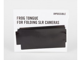 Impossible Frog Tongue for SLR folde-kamera