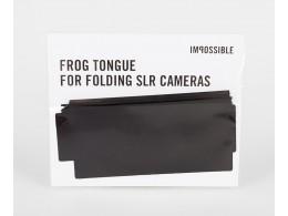 Impossible Frog Tongue for SLR folde-kamera