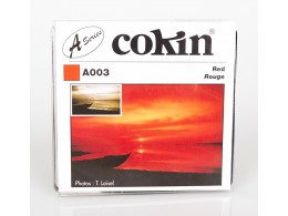 Cokin Rødfilter 66x72mm (*)