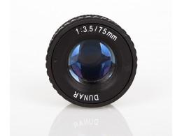 Forstørrerobjektiv 75mm/3,5