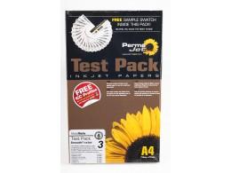 Permajet Test Pakke 2011 A4 Smooth FA