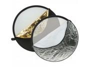Interfit foldereflektor 5 in 1 - 56cm