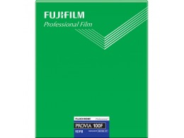 Fujichrome Provia 100F 8x10