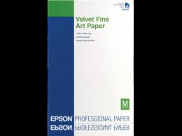 Epson Velvet Fine Art A3+ 20pk