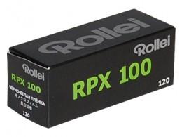 Rollei RPX 100 120