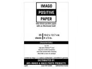 Imago Positive RC papir 4x5