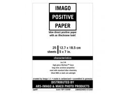Imago Positive RC papir 5x7