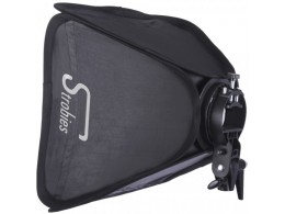Strobies Speedlight Softboks 40x40cm
