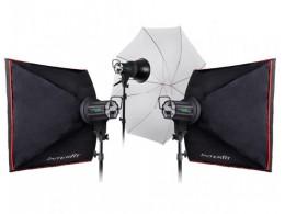 Interfit EX150Mk3 - Home Flash 3 Kit