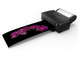 Epson Surecolor SC-P800 med Rulladapter