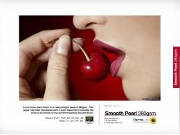 Permajet Smooth Pearl 280 A4 - testpakke 5ark