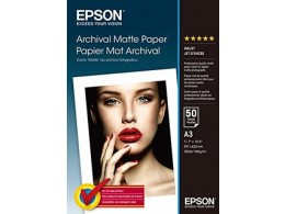 Epson Archival Matte Paper HW A3 50pkn