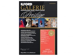 Ilford GP Gold Fibre Gloss A3+ 25pk